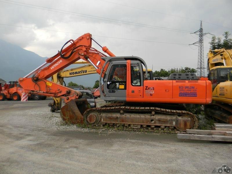 Hitachi ZX 350 LCN