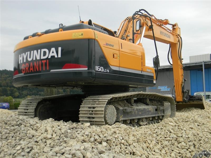 Hyundai 160 LC-9
