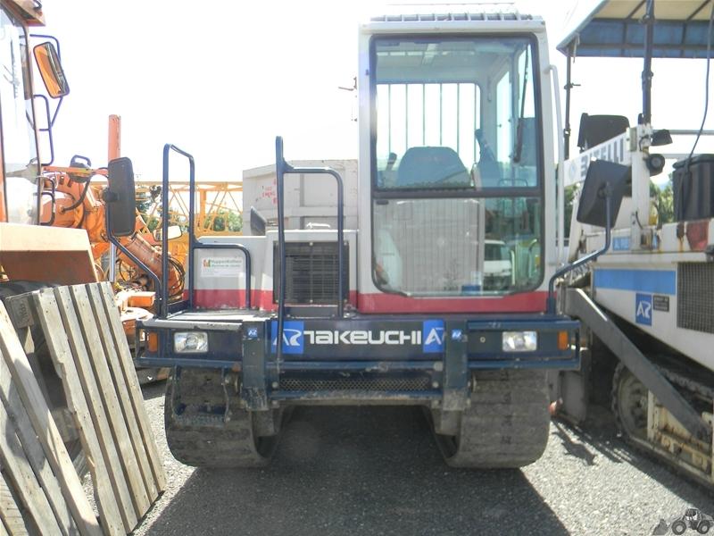 Takeuchi TCR 50