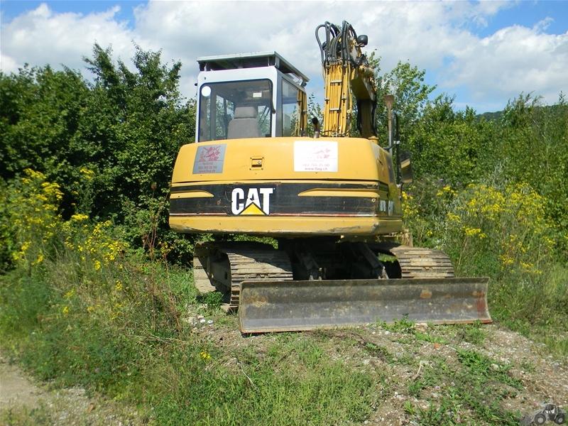 Caterpillar 307 B