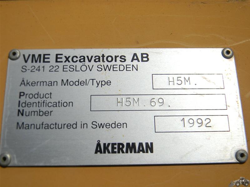 Akerman H 5 M