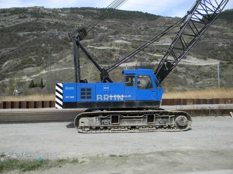 Hitachi KH 180