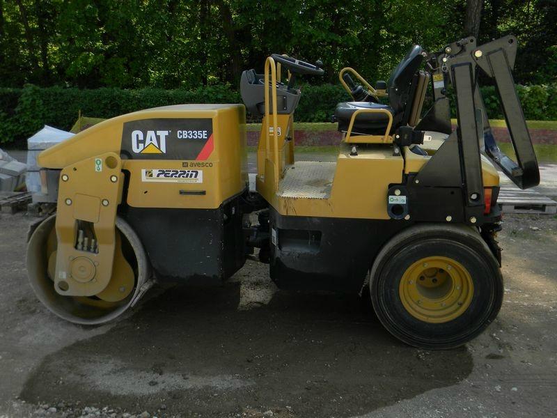 Caterpillar CB 335 E