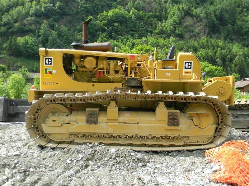 Caterpillar 594 H