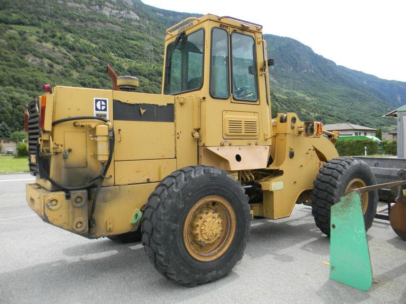Caterpillar 926