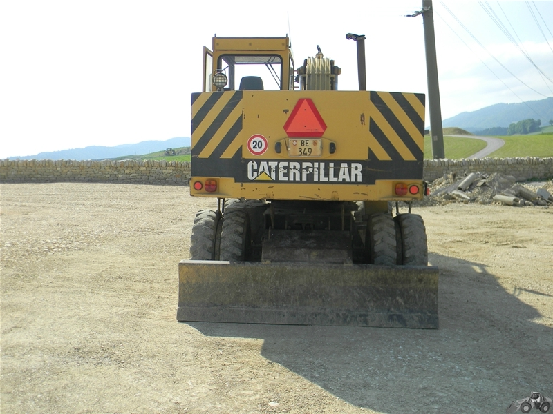 Caterpillar 906 B FT