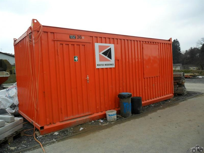roulottes & containers