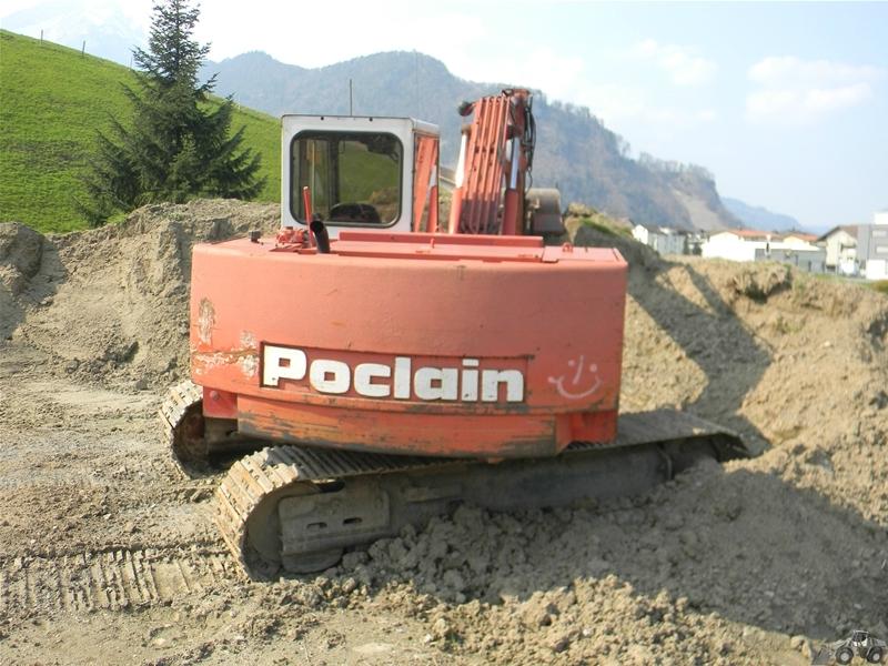 Poclain 81 CK