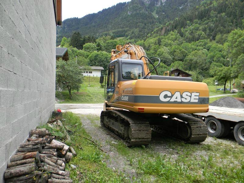 Case CX 160