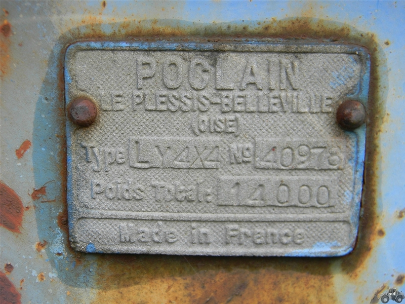 Poclain LY 4X4