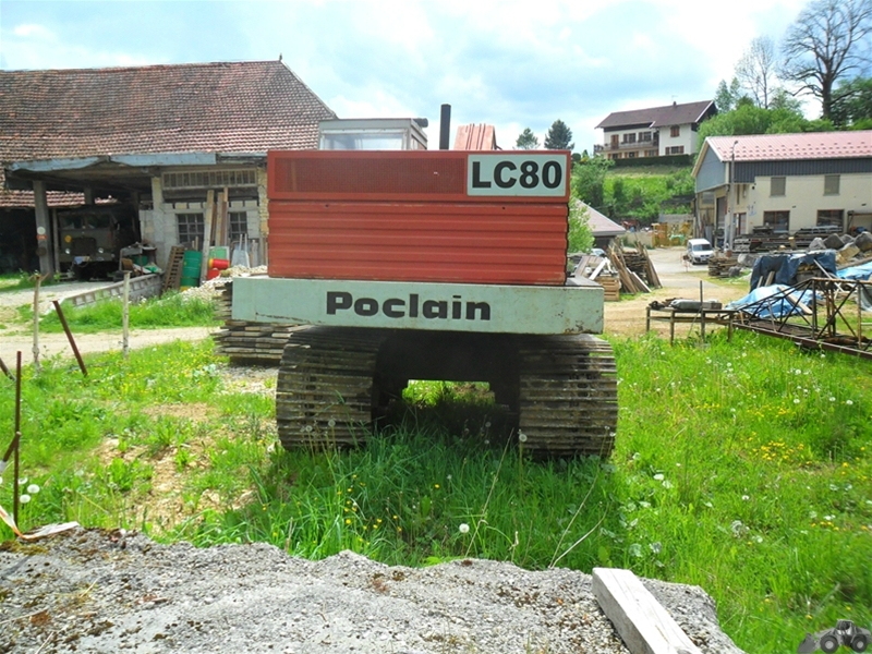 Poclain LC 80