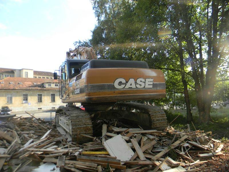 Case CX 290