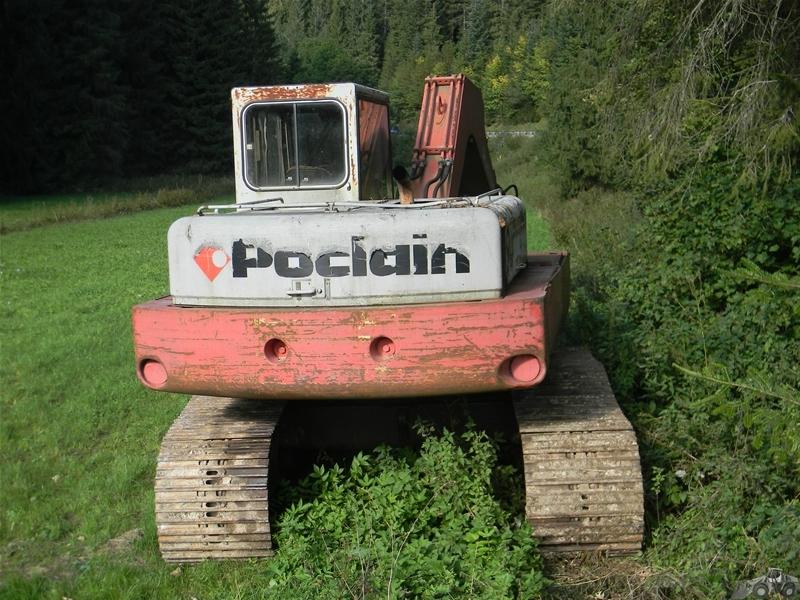 Poclain 90 CKB