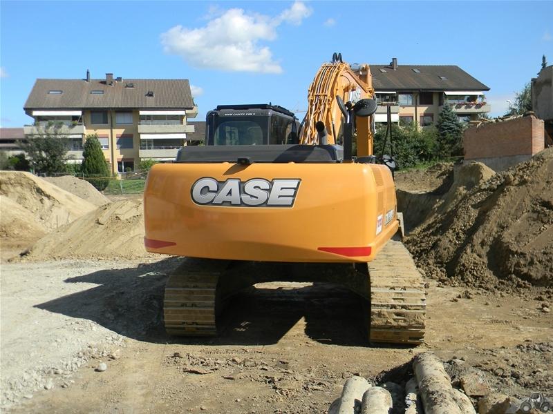 Case CX 210 C LC