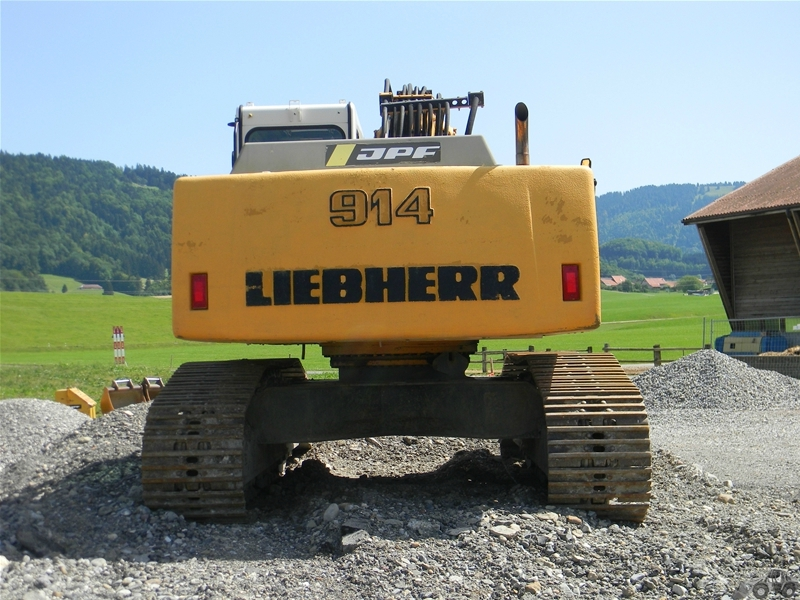 Liebherr R 914 HDSL