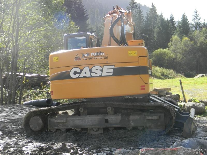 Case CXCase CX 225 SR 225 SR