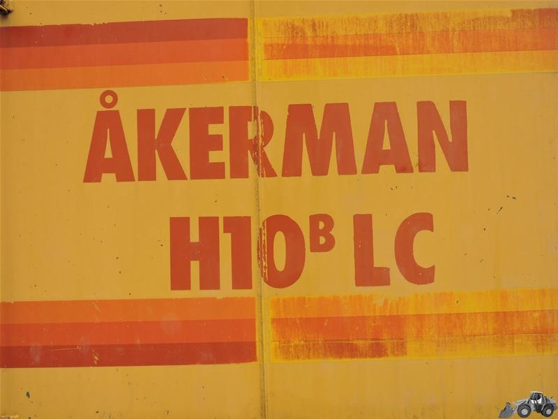 Akerman H 10 B LC
