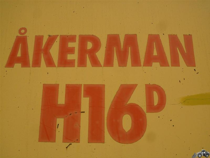 Akerman H 16 D
