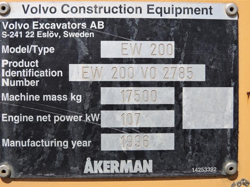 Akerman EW 200