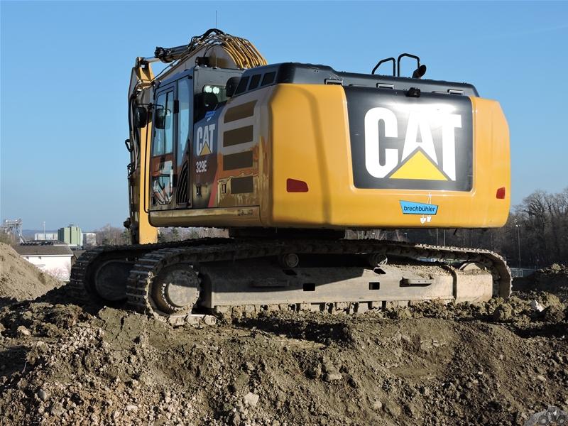 Caterpillar 329 E LN
