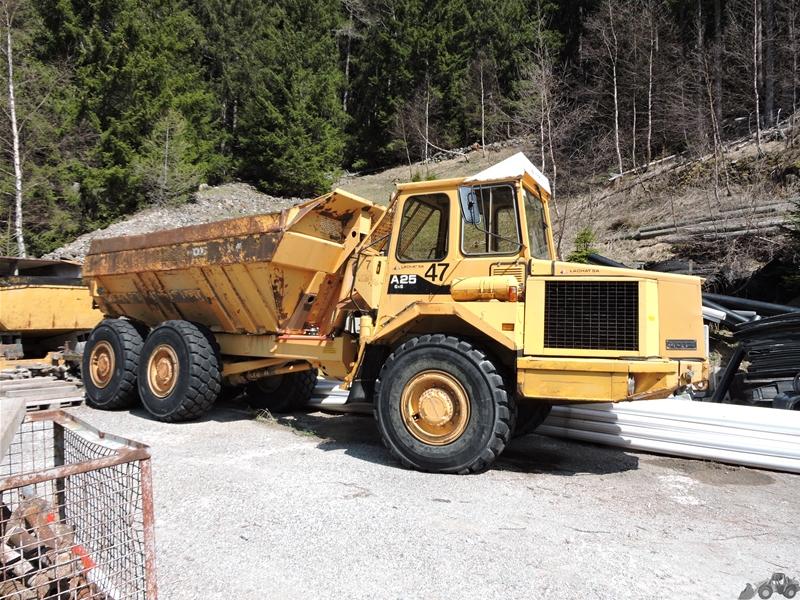 Volvo BM A 25 6X6