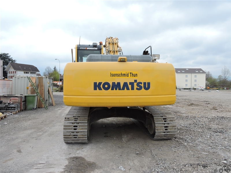 Komatsu PC 240 NLC