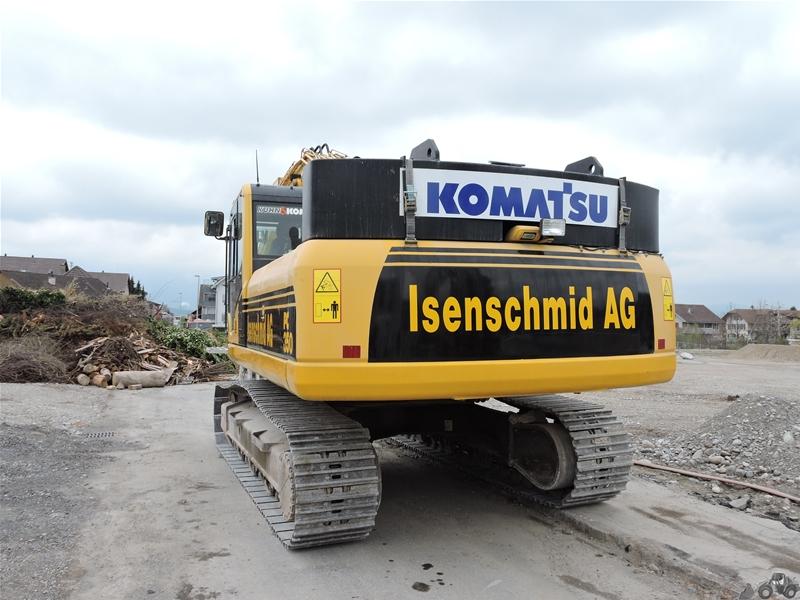 Komatsu PC 350