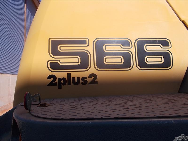 Liebherr L 566 2plus2