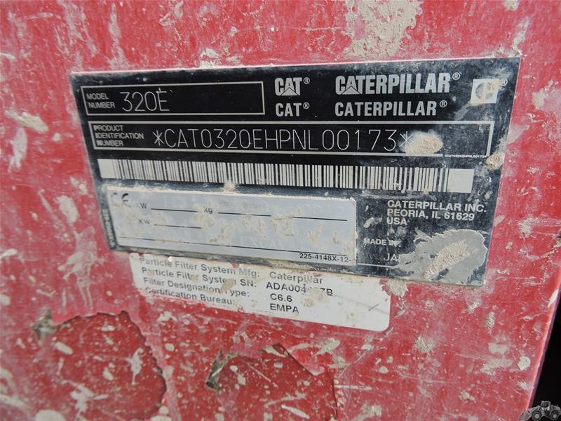 Caterpillar 320 E