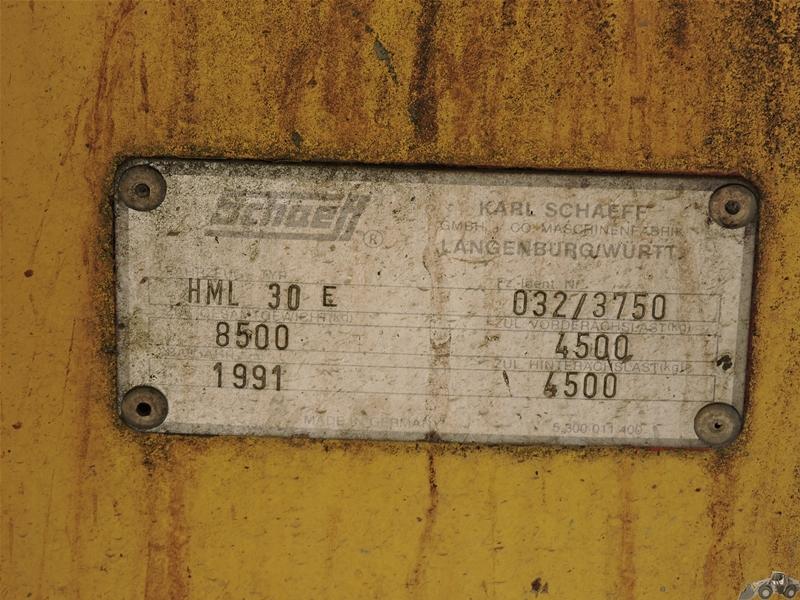 Schaeff HML 30 E