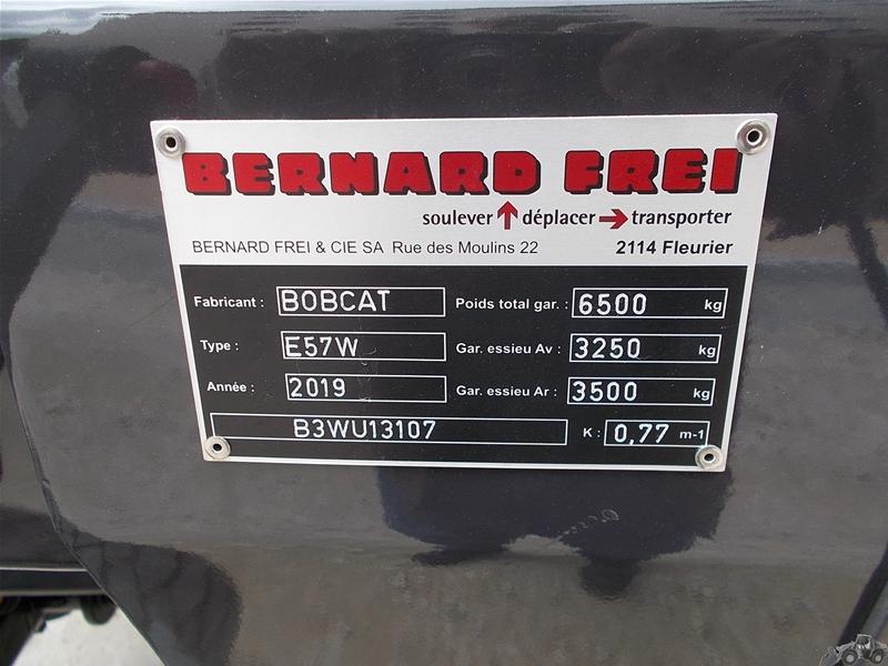 Bobcat E 57 W