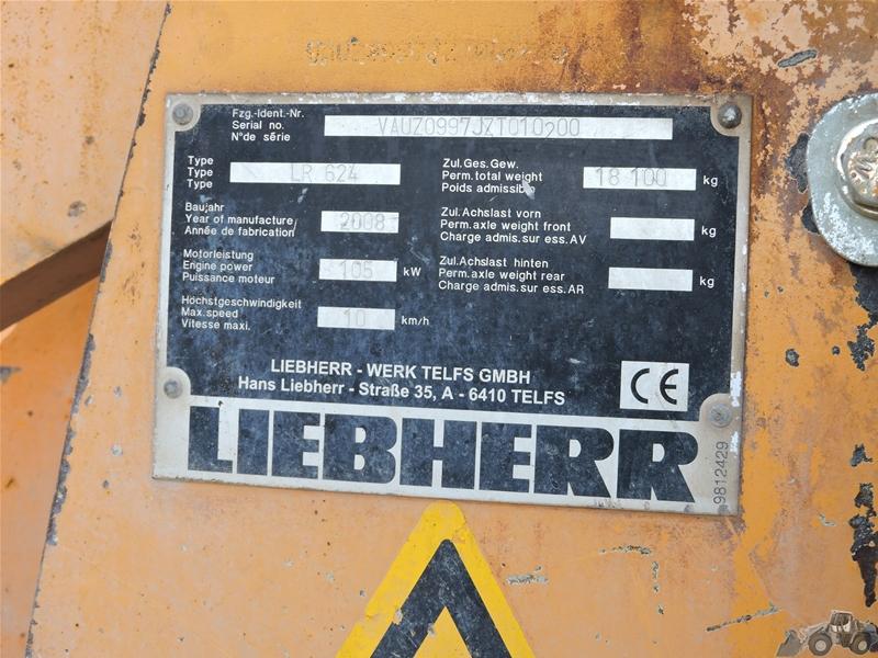 Liebherr LR 624