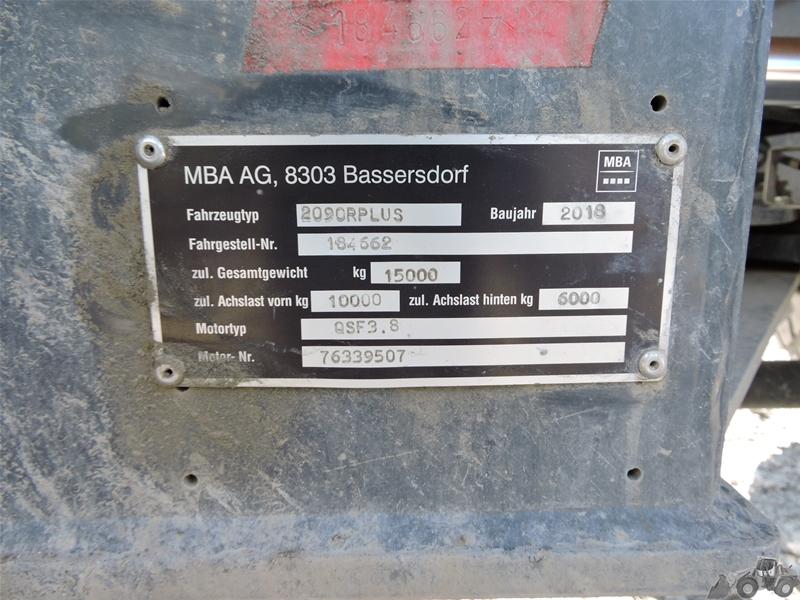 Bergmann 2090 plus