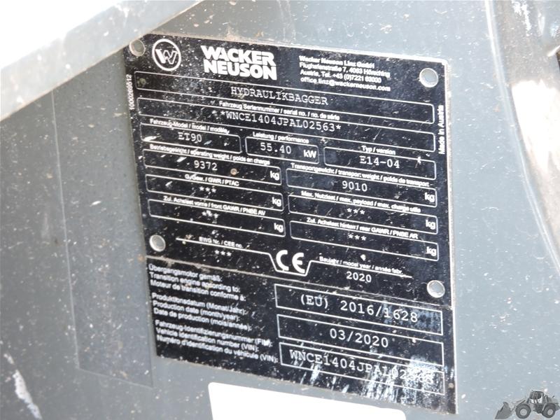 Wacker Neuson ET 90