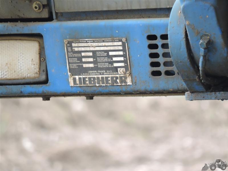 Liebherr R 934 B HD-S