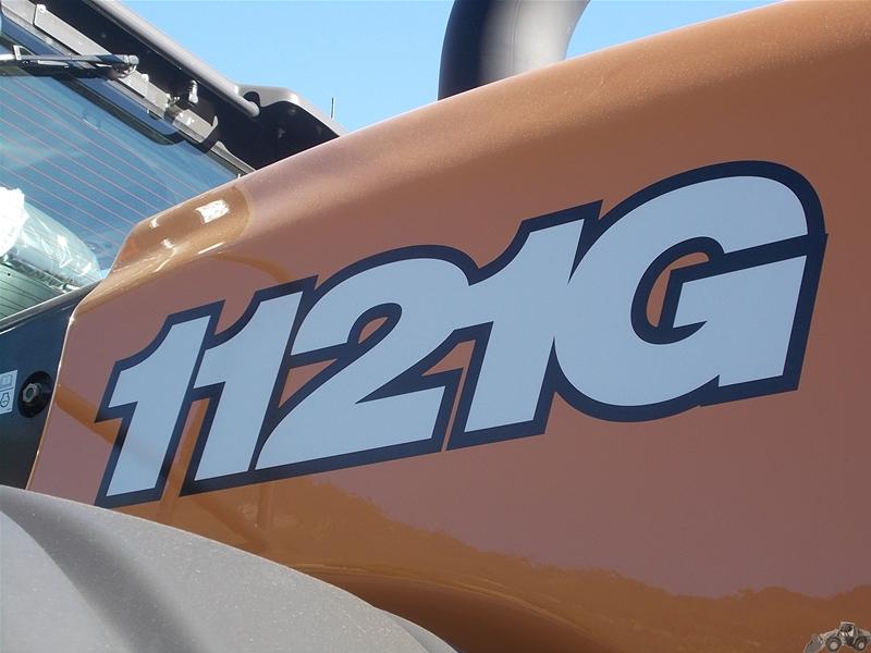 Case 1121 G