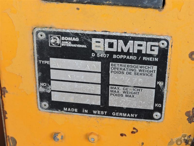 Bomag BW 120 AD