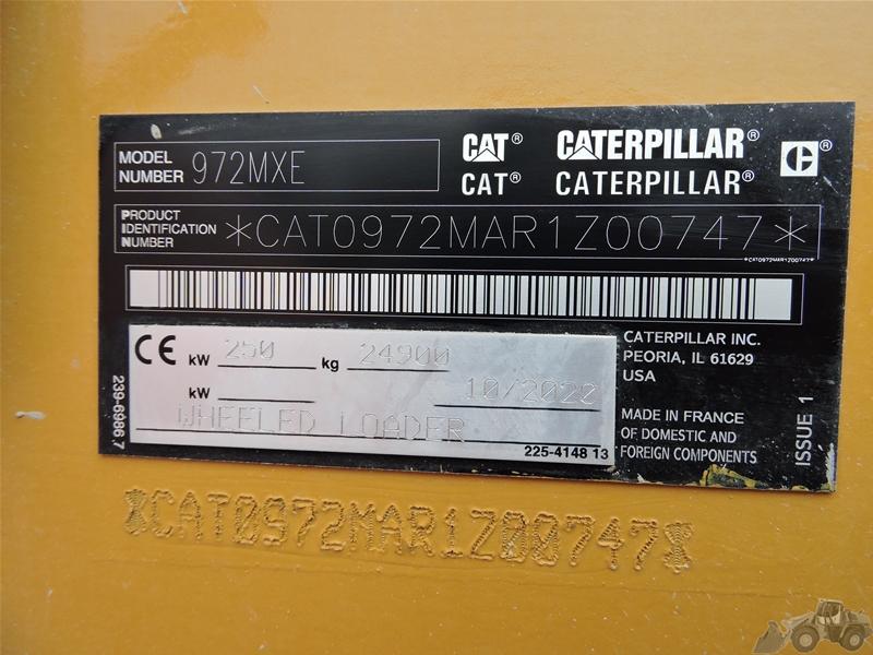 Caterpillar 972 M XE