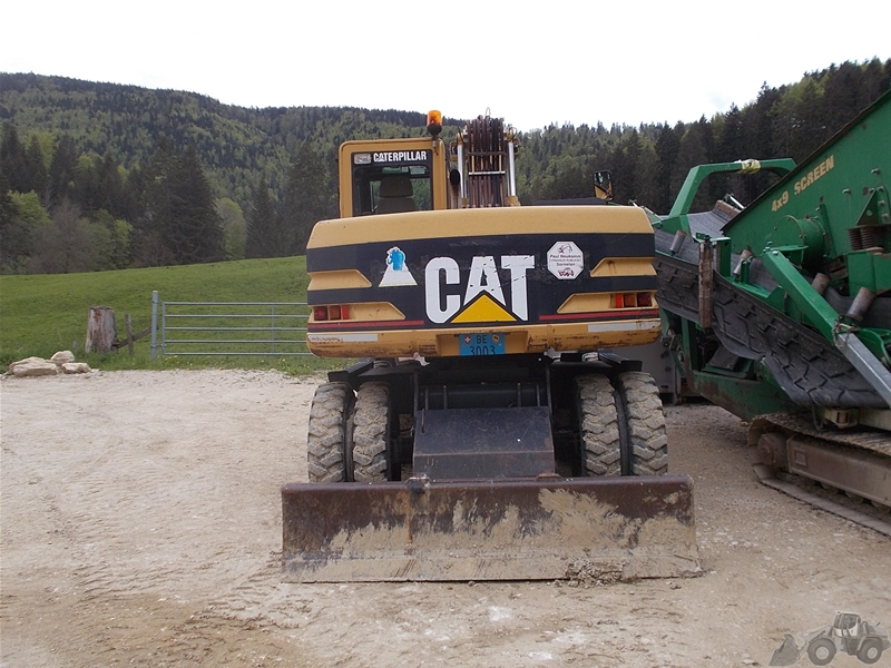 Caterpillar M 315
