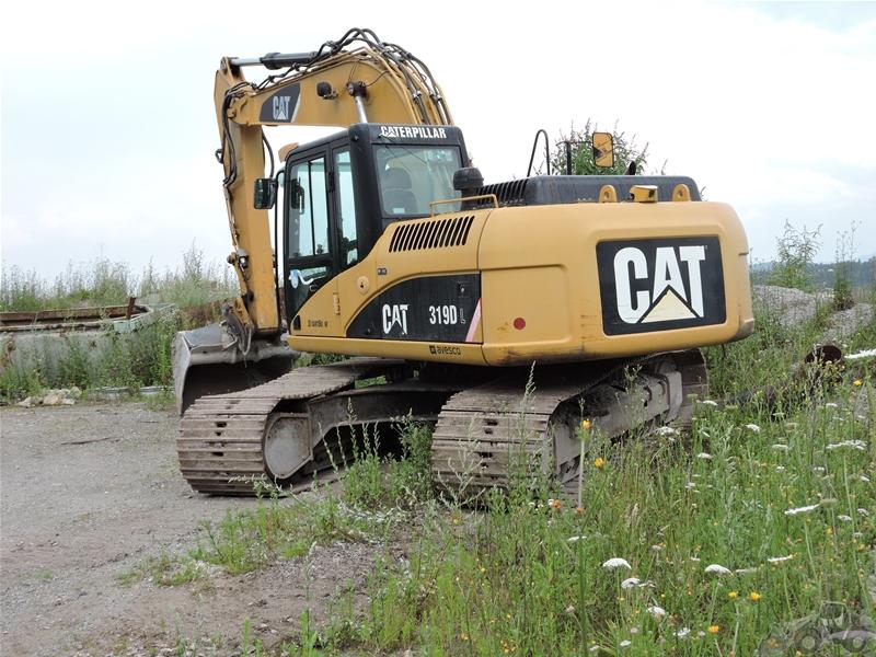 Caterpillar 319 DL